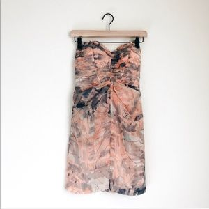 BCBGENERATION • strapless dress